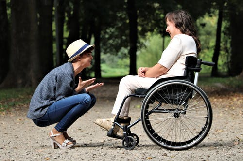 Why is support and foundation crucial for your disabled loved ones?